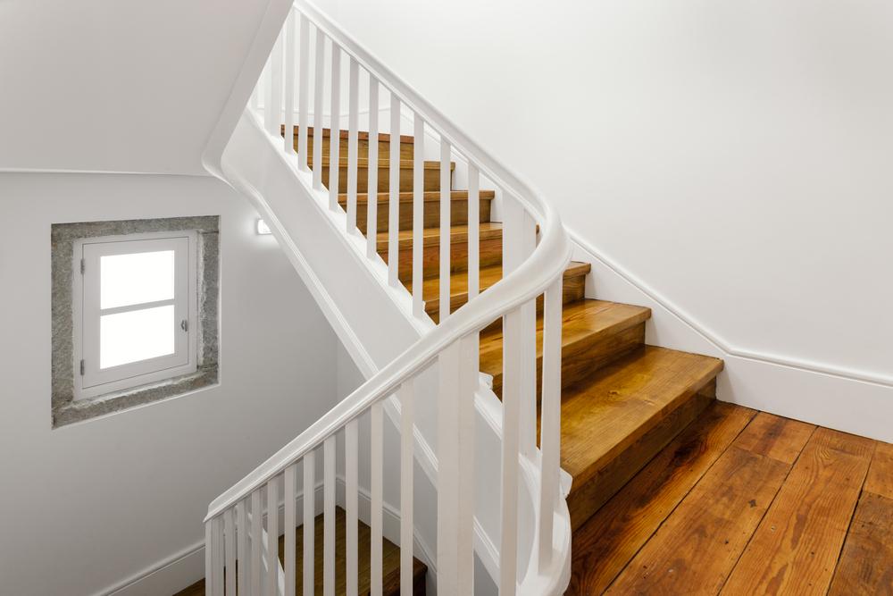 balustrada scara interioara