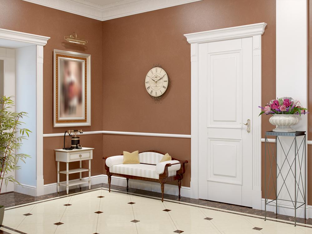 culoarea peretilor in hol