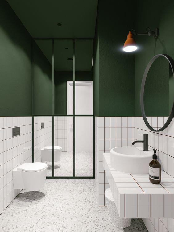 model baie verde