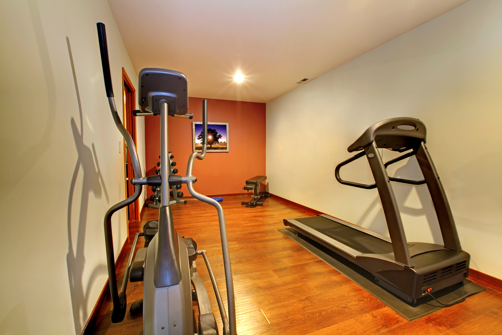 sala de fitness in beci