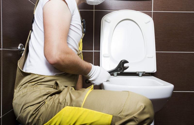Montarea WC-ului