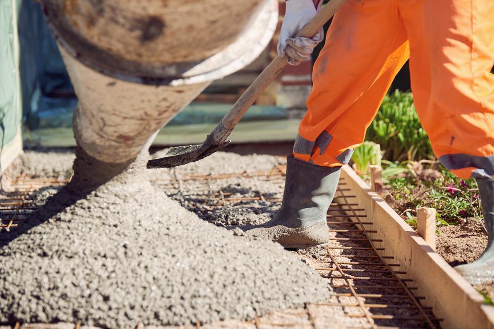 cum se toarna betonul