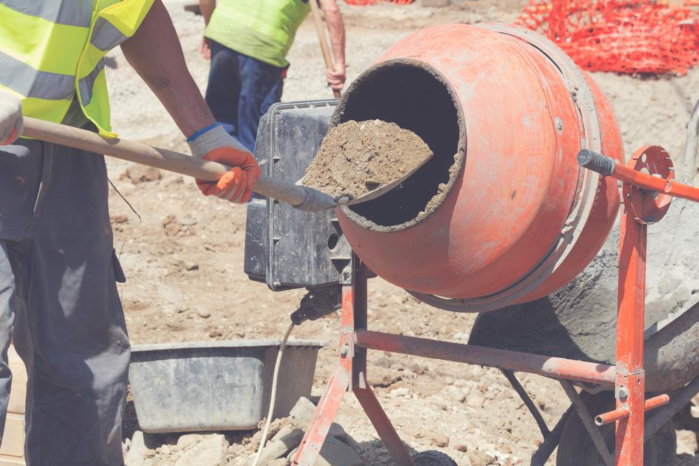 prepararea betonului