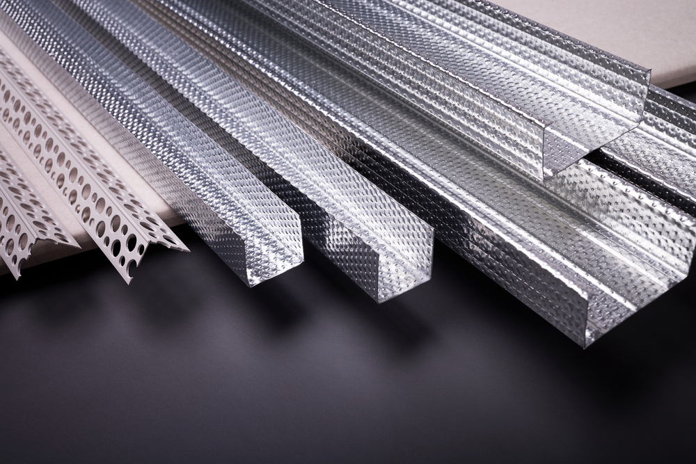 profile metalice tavan fals