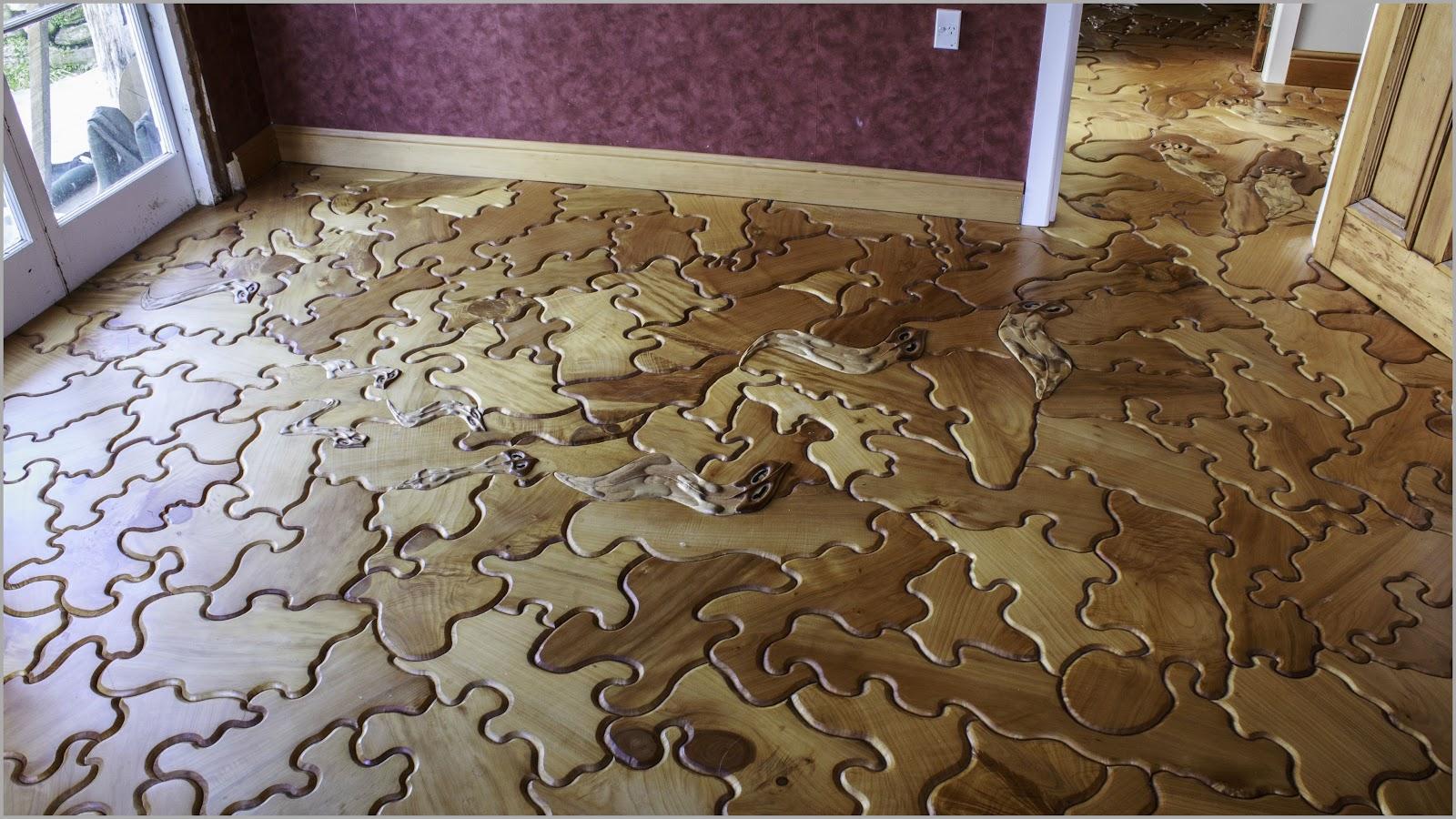 Podea puzzle