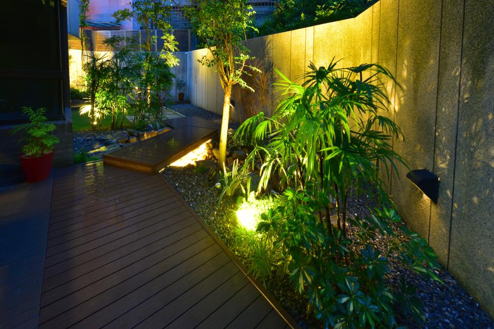 Iluminatul ornamental pentru pomi