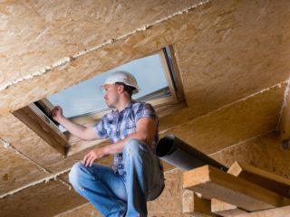 Cum se construieste o mansarda din lemn