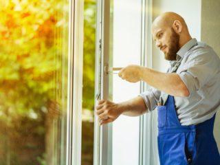 Cum montezi fereastra termopan PVC