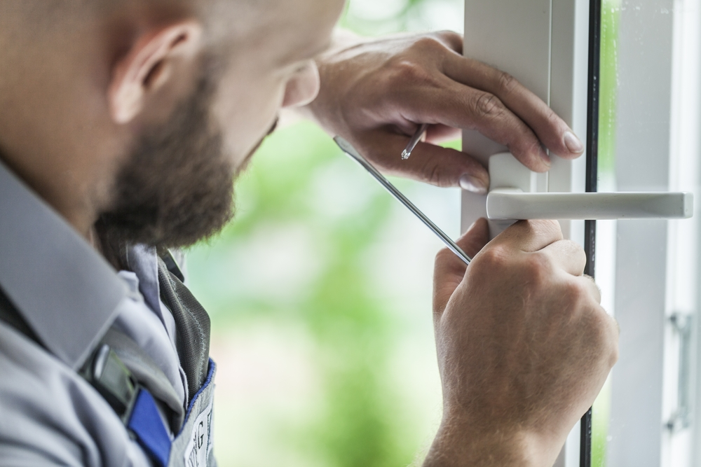 Montarea ferestrei termopan