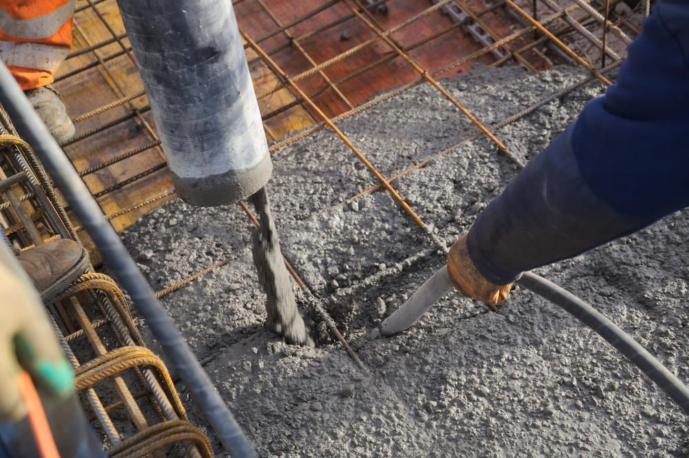 Tipul de beton folosit