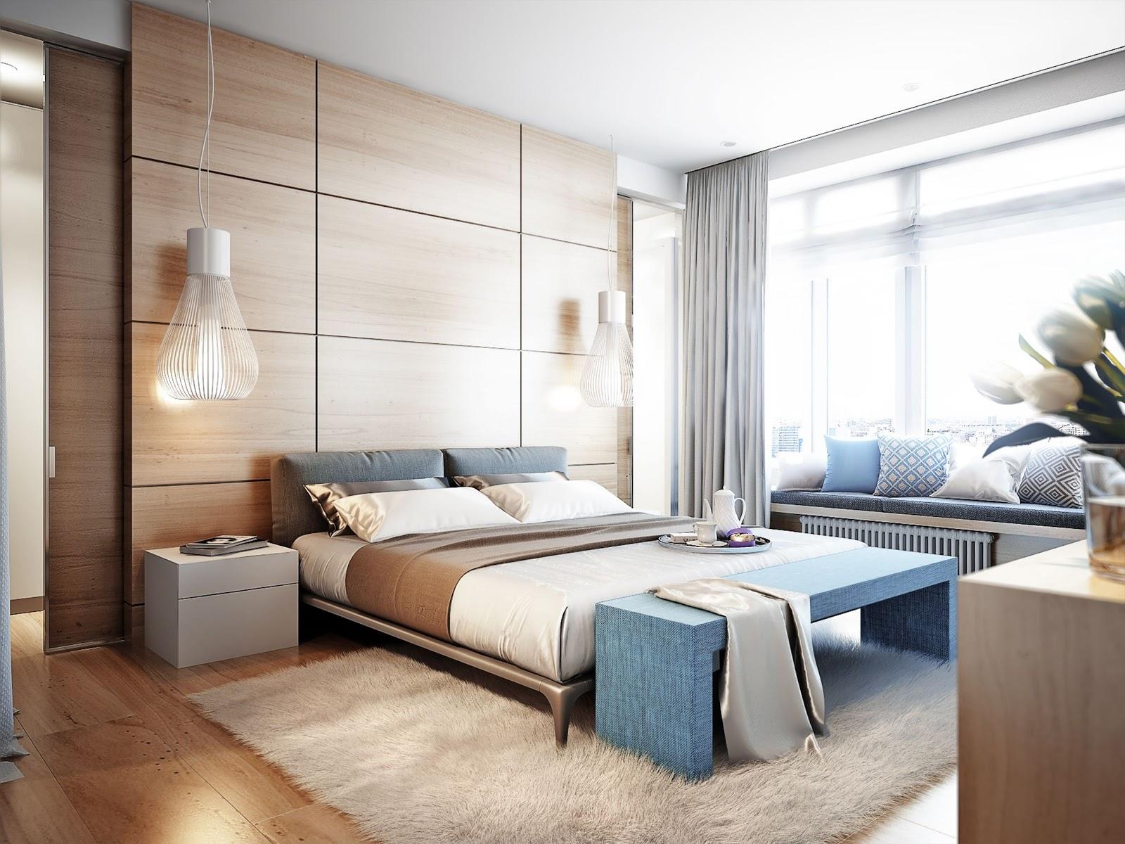 Idei de iluminat in dormitor