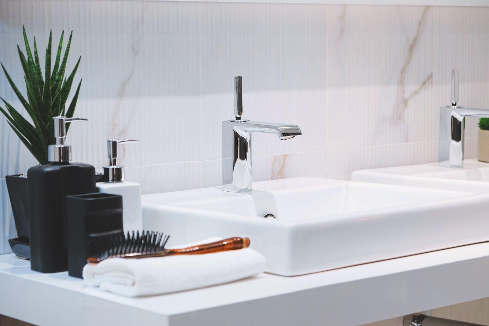 Tipuri de chiuvete de baie