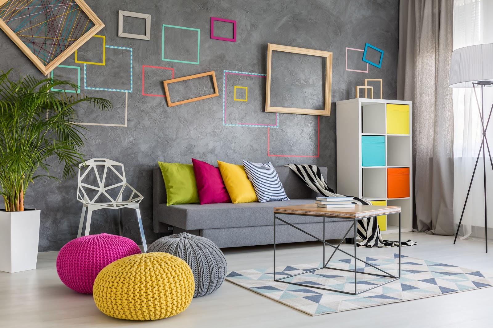Design interior - ritm