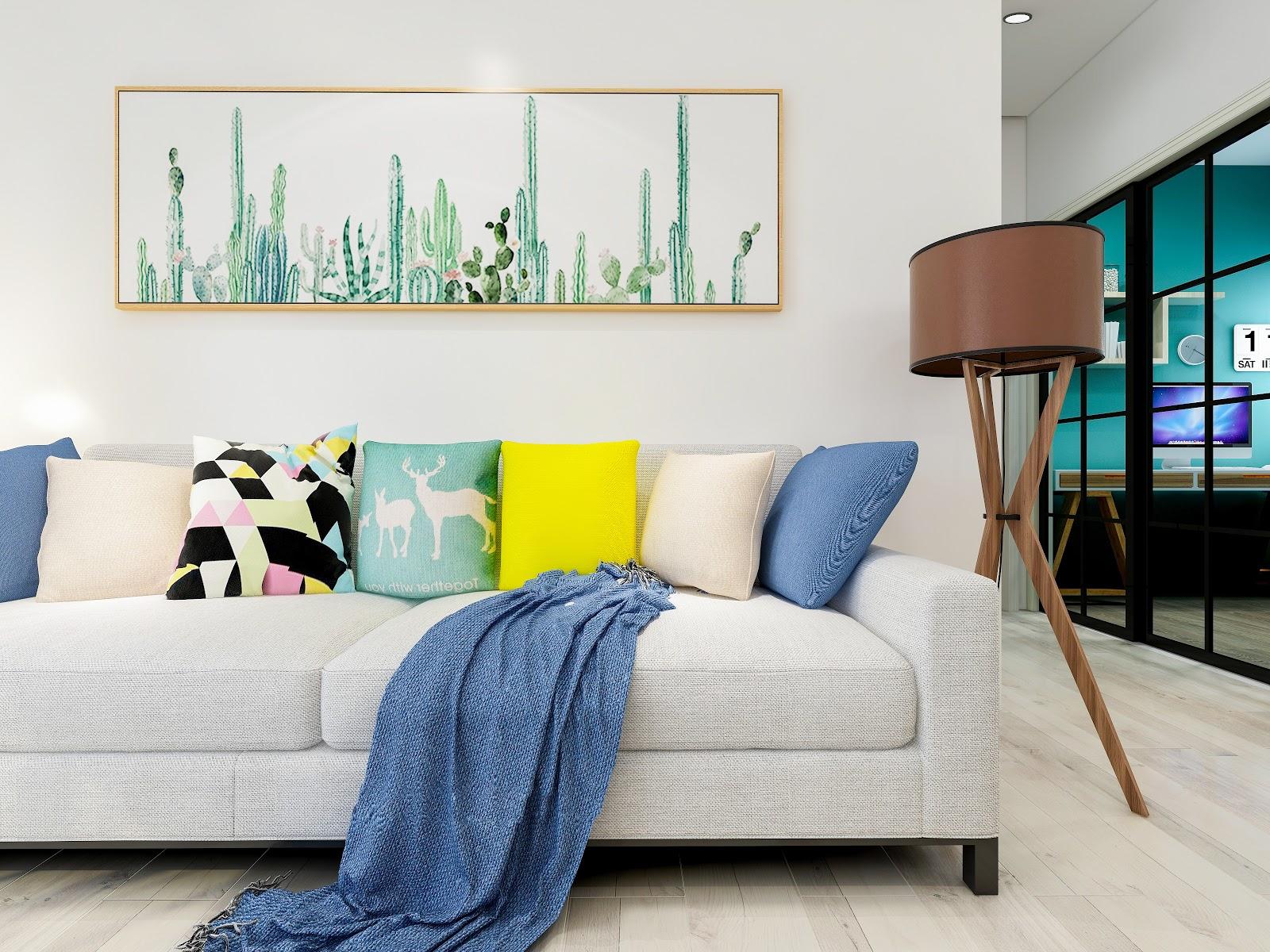 Design interior - punct focal