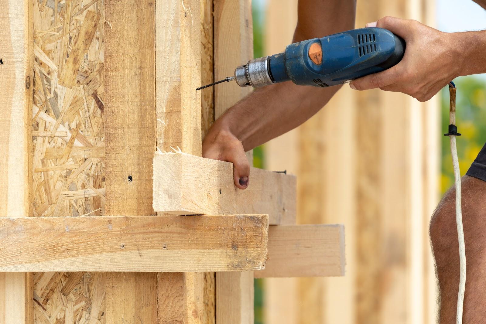 Cofraje din lemn