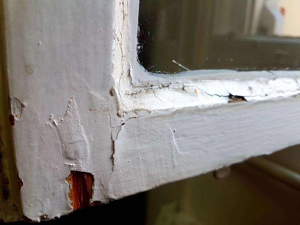 Reconditionarea ramelor vechi ale ferestrei