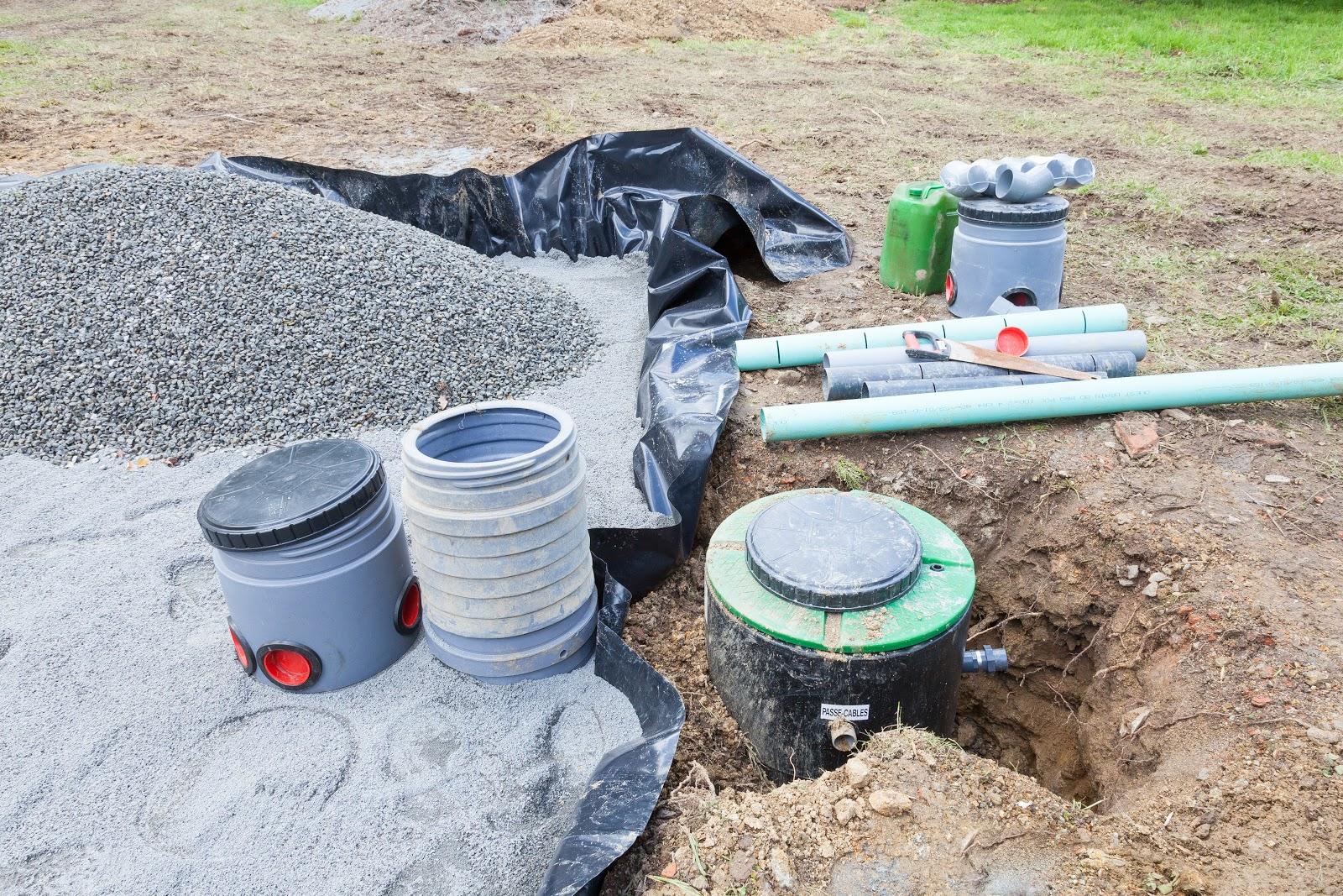 Proiectarea sistemului de canalizare in functie de locatie