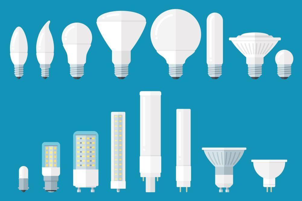 Cum alegi becul LED in functie de forma si dimensiune