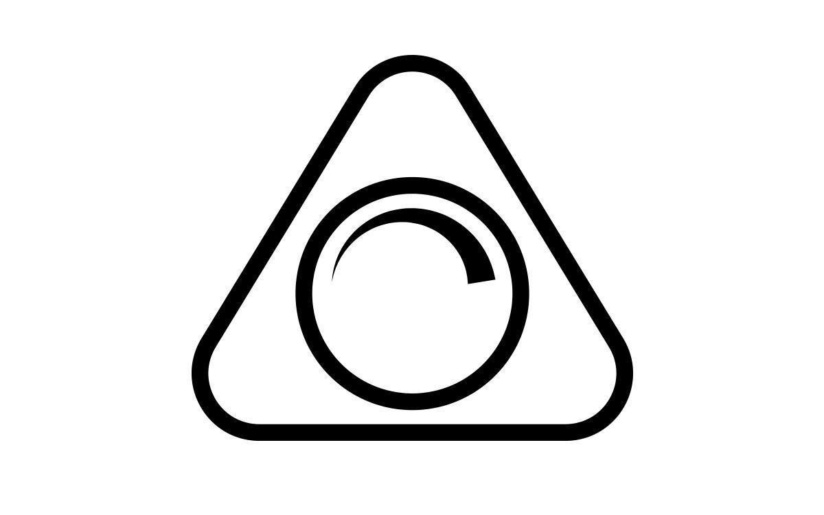 Simbol care arata ca este un bec cu putere reglabila
