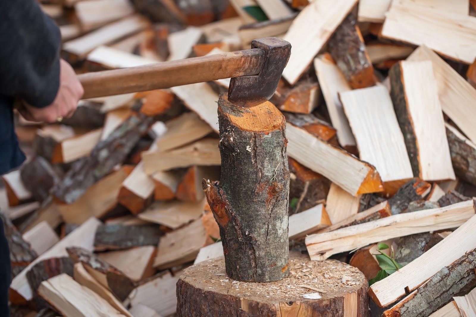 diferente dintre brichetele din rumegus si lemne