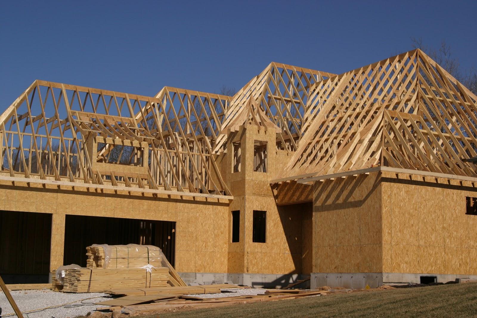 Alegerea materialelor - busteni, OSB sau lemn lamelar