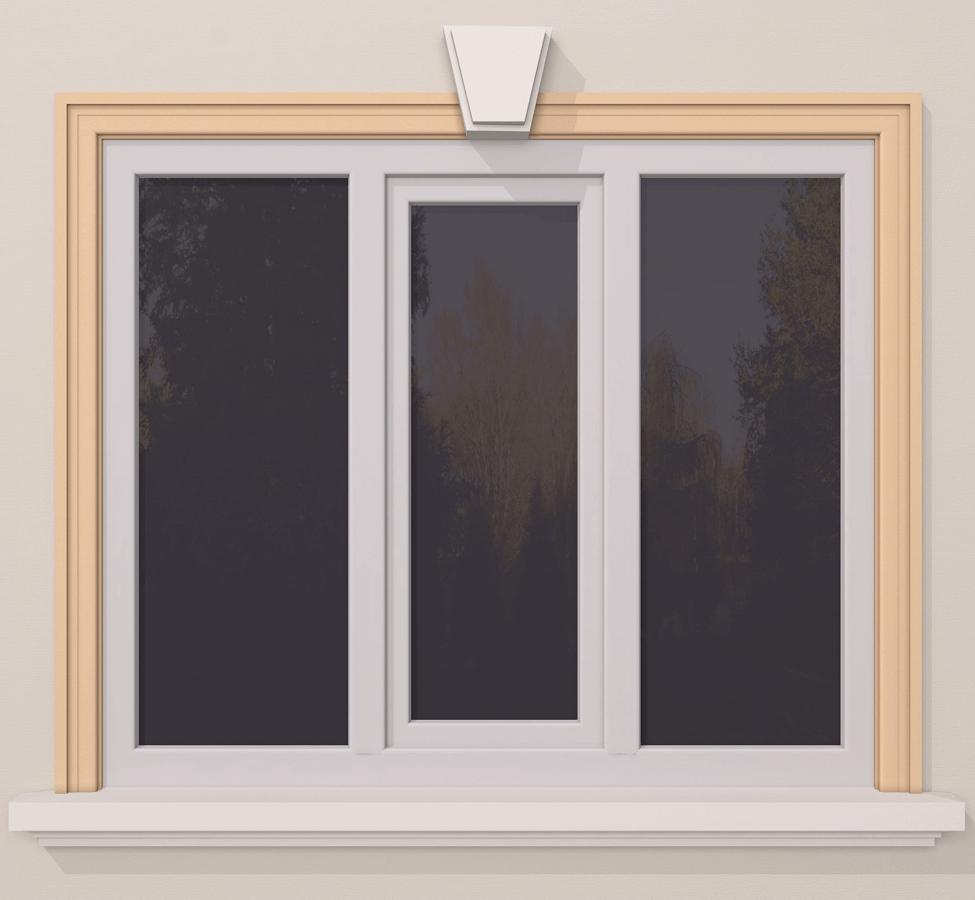 Ce sunt ancadramentele de ferestre?