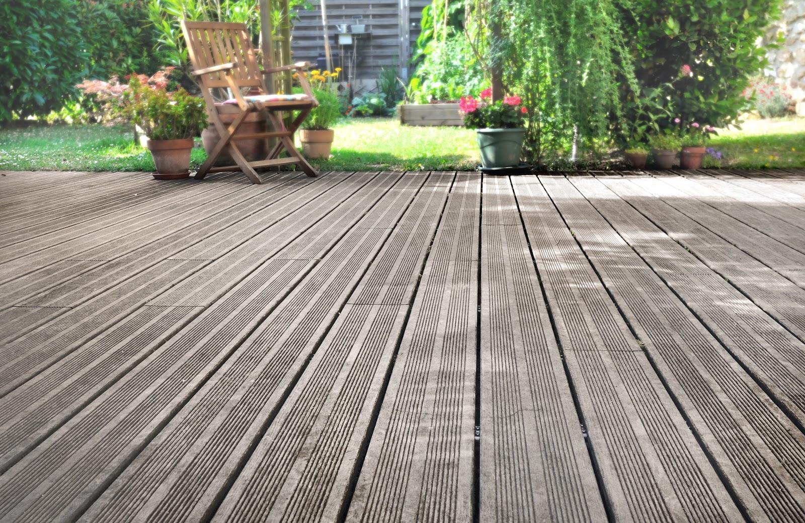 Avantaje si dezavantaje - podea terasa din lemn compozit (WPC)