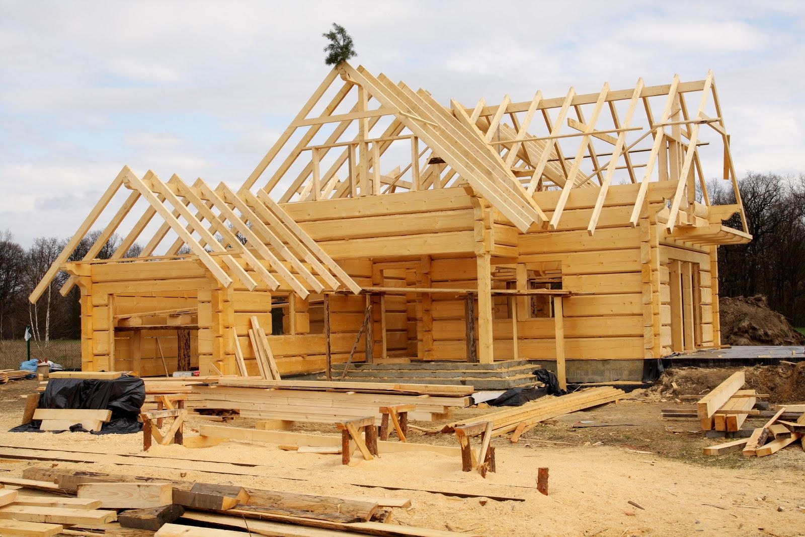 Care sunt cele mai importante etape in constructia unei case din lemn?