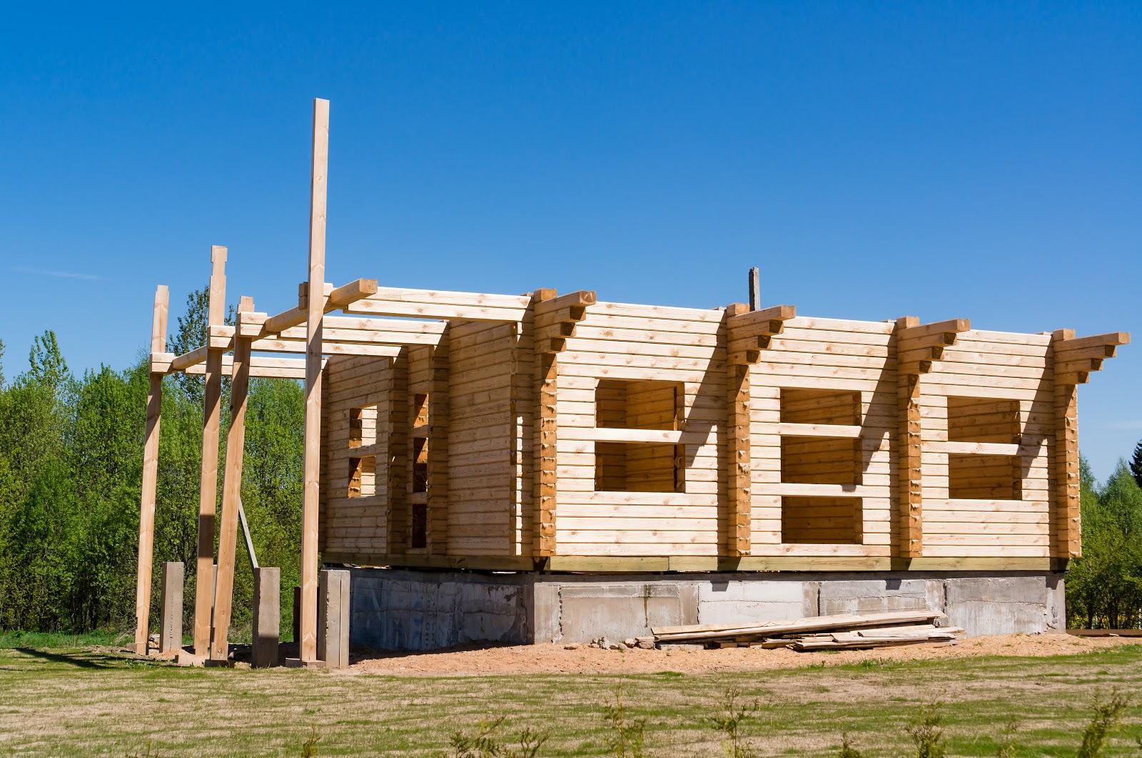 Ce sunt kit-urile de constructie pentru casele din lemn?